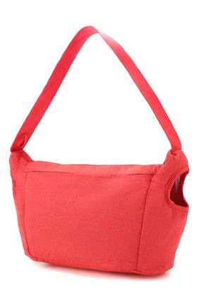 Детская сумка для коляски  doona small SIMPLE PARENTING красного цвета, арт. SP105-99-003-099 | Фото 2
