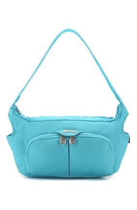Детская сумка для коляски  doona small SIMPLE PARENTING голубого цвета, арт. SP105-99-002-099 | Фото 1