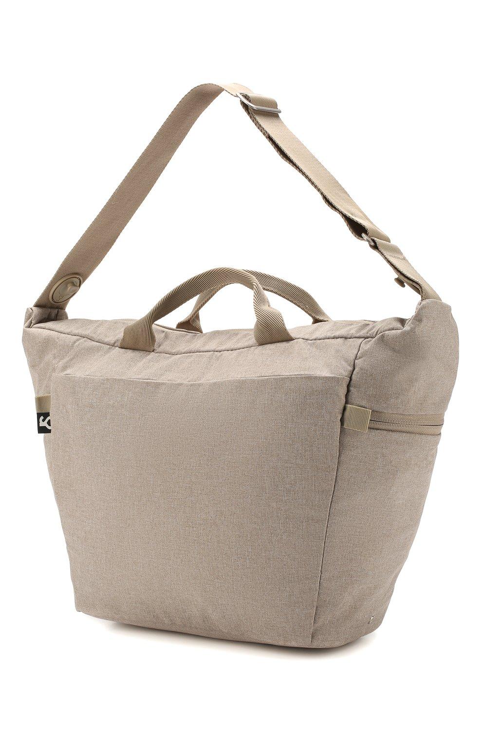 Детская сумка для коляски  doona medium SIMPLE PARENTING бежевого цвета, арт. SP104-99-005-099 | Фото 2 (Статус проверки: Проверена категория)