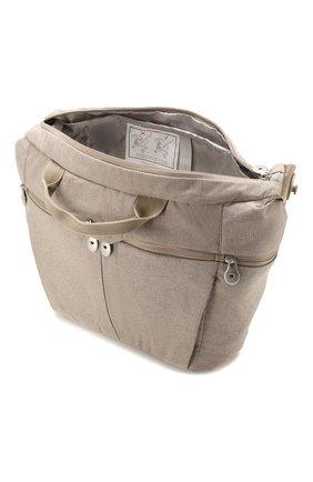 Детская сумка для коляски  doona medium SIMPLE PARENTING бежевого цвета, арт. SP104-99-005-099 | Фото 3 (Статус проверки: Проверена категория)