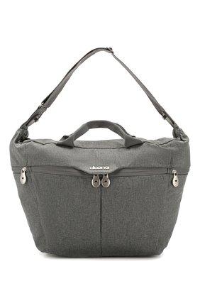 Детская сумка для коляски  doona medium SIMPLE PARENTING серого цвета, арт. SP104-99-006-099 | Фото 1