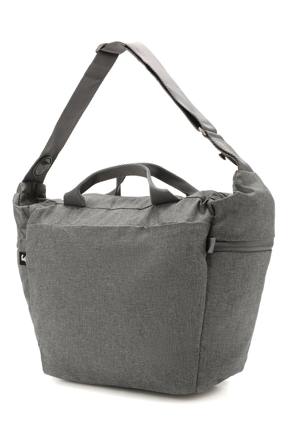 Детская сумка для коляски  doona medium SIMPLE PARENTING серого цвета, арт. SP104-99-006-099   Фото 2 (Статус проверки: Проверена категория)