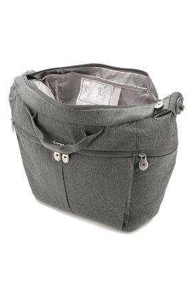 Детская сумка для коляски  doona medium SIMPLE PARENTING серого цвета, арт. SP104-99-006-099   Фото 3 (Статус проверки: Проверена категория)