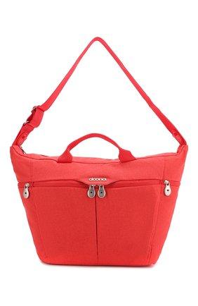 Детская сумка doona medium SIMPLE PARENTING красного цвета, арт. SP104-99-003-099 | Фото 1