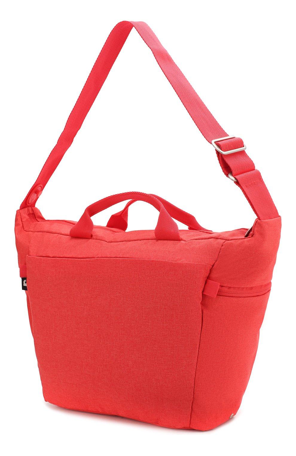 Детская сумка doona medium SIMPLE PARENTING красного цвета, арт. SP104-99-003-099   Фото 2 (Статус проверки: Проверена категория)