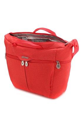 Детская сумка doona medium SIMPLE PARENTING красного цвета, арт. SP104-99-003-099   Фото 3 (Статус проверки: Проверена категория)
