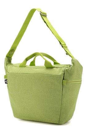 Детская сумка для коляски  doona medium SIMPLE PARENTING зеленого цвета, арт. SP104-99-007-099 | Фото 2