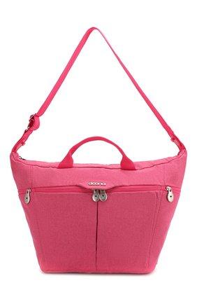 Детская сумка doona medium SIMPLE PARENTING розового цвета, арт. SP104-99-004-099 | Фото 1