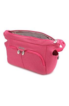 Детская сумка doona small SIMPLE PARENTING розового цвета, арт. SP105-99-004-099 | Фото 3 (Статус проверки: Проверена категория)