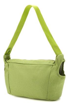 Детская сумка для коляски  doona small SIMPLE PARENTING зеленого цвета, арт. SP105-99-007-099 | Фото 2