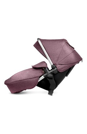 Детская прогулочный блок для 2-го ребенка в коляску wave SILVER CROSS фиолетового цвета, арт. SX2071.CLSI4 | Фото 2