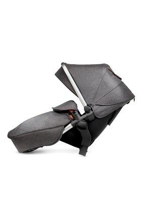 Детская прогулочный блок для 2-го ребенка в коляску wave SILVER CROSS темно-серого цвета, арт. SX2072.GRSI4 | Фото 2