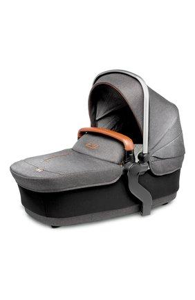 Детская дополнительная люлька для 2-го ребенка в коляску wave SILVER CROSS темно-серого цвета, арт. SX2072.GRSI3 | Фото 1
