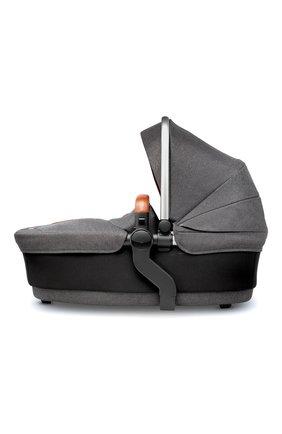 Детская дополнительная люлька для 2-го ребенка в коляску wave SILVER CROSS темно-серого цвета, арт. SX2072.GRSI3 | Фото 2