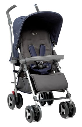 Детская коляска reflex SILVER CROSS голубого цвета, арт. SX2051.VBSI | Фото 1