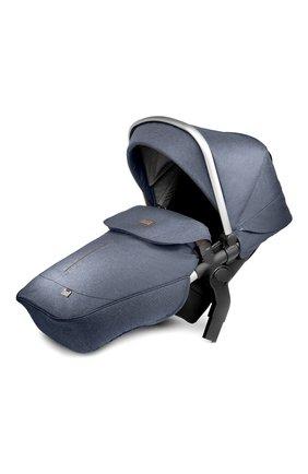 Детская прогулочный блок для 2-го ребенка в коляску wave SILVER CROSS коричневого цвета, арт. SX2110.LNSI4 | Фото 1