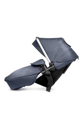 Детская прогулочный блок для 2-го ребенка в коляску wave SILVER CROSS коричневого цвета, арт. SX2110.LNSI4 | Фото 2