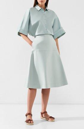 Хлопковая юбка   Фото №2