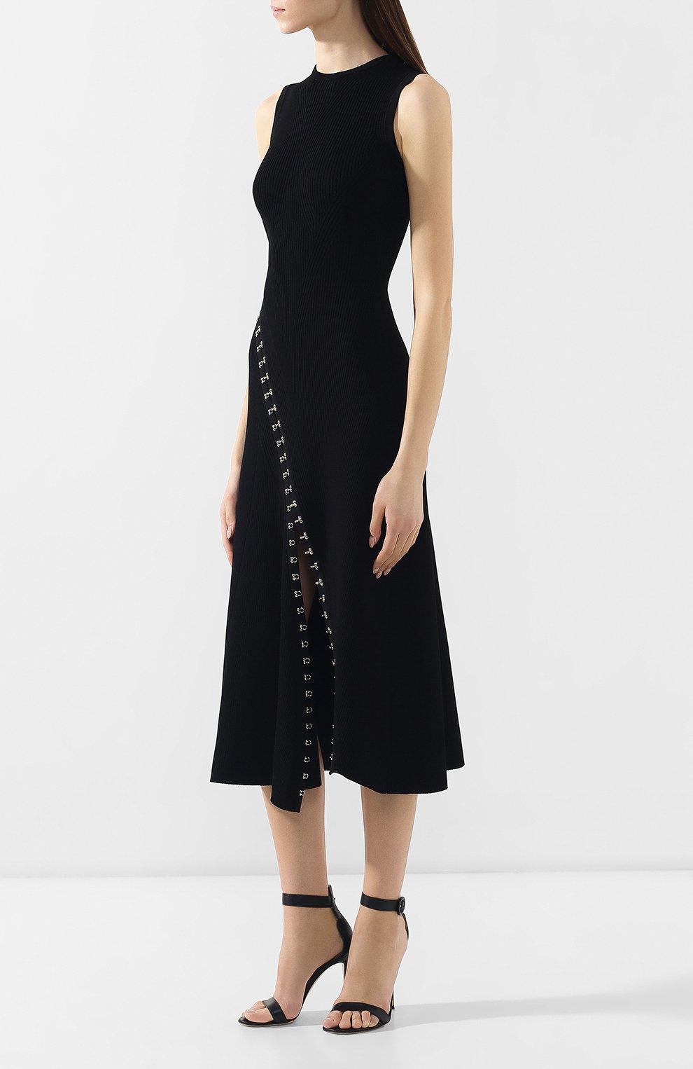 Платье из вискозы | Фото №3
