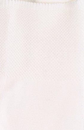 Детские хлопковые колготки FALKE белого цвета, арт. 13625 | Фото 2