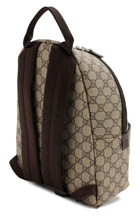 Детская рюкзак GUCCI бежевого цвета, арт. 271327/KHN5N | Фото 2