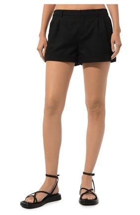 Шерстяные шорты | Фото №3