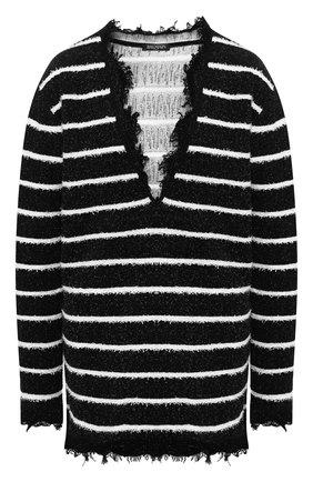 Пуловер в полоску | Фото №1
