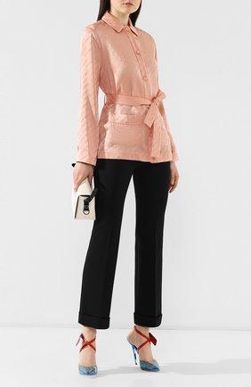 Блузка с поясом | Фото №2