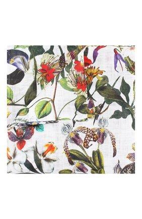 Льняной платок   Фото №1