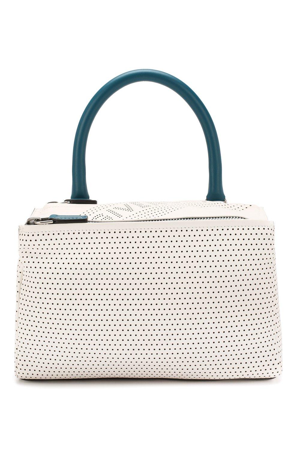 Кожаная сумка Pandora small | Фото №1