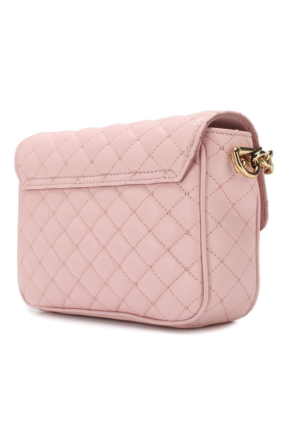 Сумка DG Millennials Dolce & Gabbana светло-розовая цвета   Фото №3