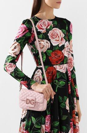 Сумка DG Millennials Dolce & Gabbana светло-розовая цвета   Фото №5