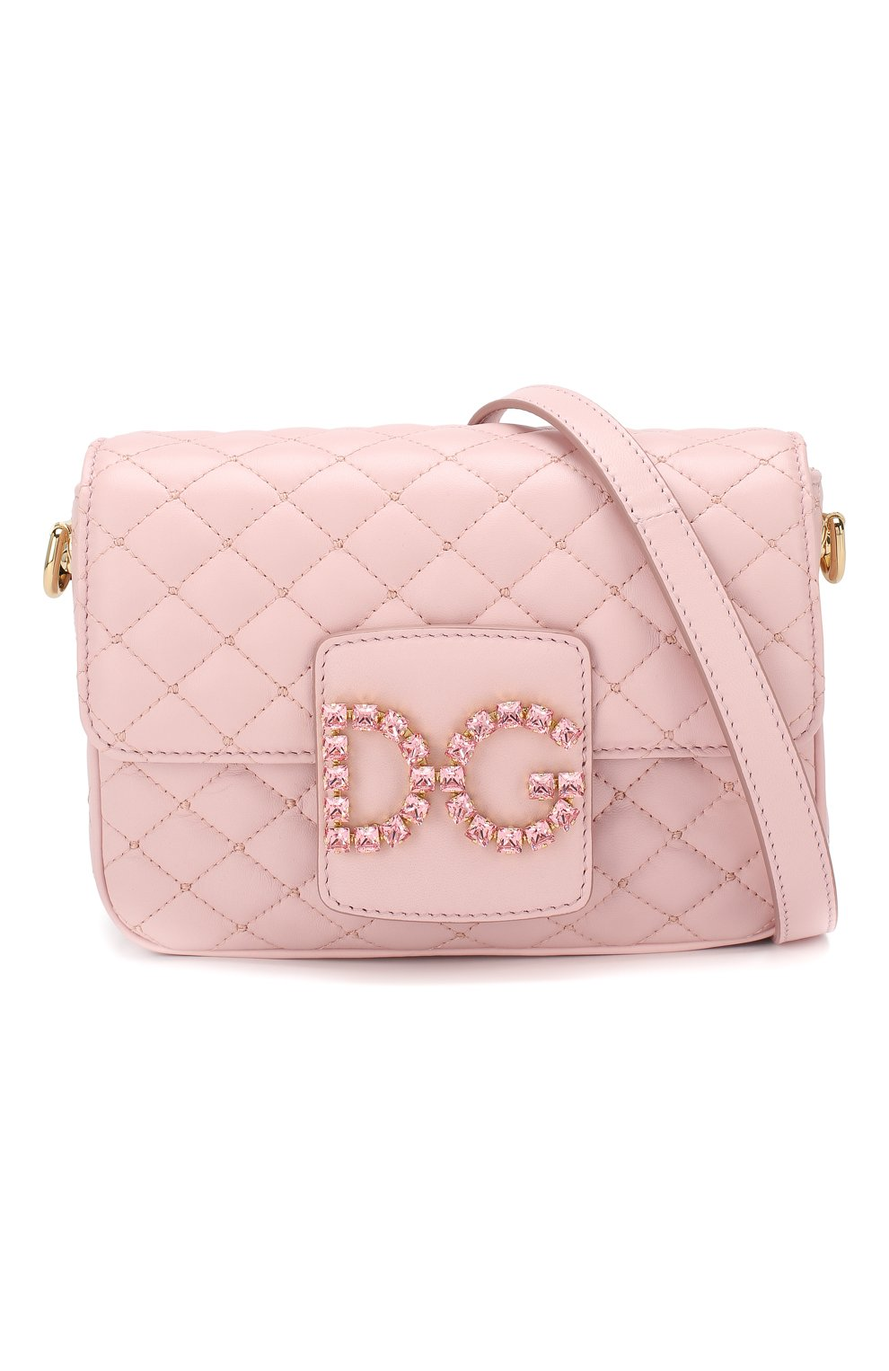 Сумка DG Millennials Dolce & Gabbana светло-розовая цвета   Фото №6