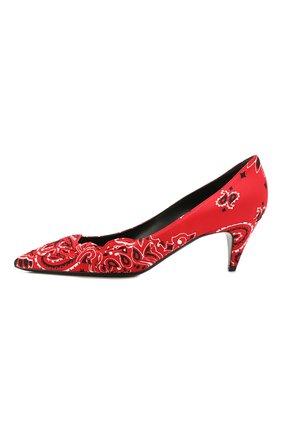 Текстильные туфли Charlotte | Фото №3