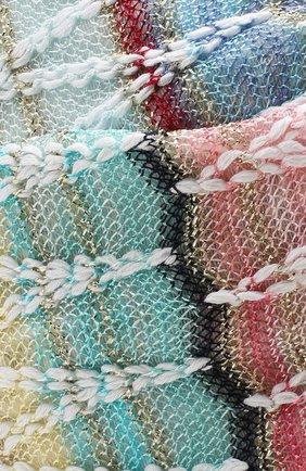 Повязка на голову Missoni разноцветного цвета | Фото №3
