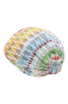 Женская вязаный тюрбан MISSONI разноцветного цвета, арт. MMS00005/BR001Q | Фото 2