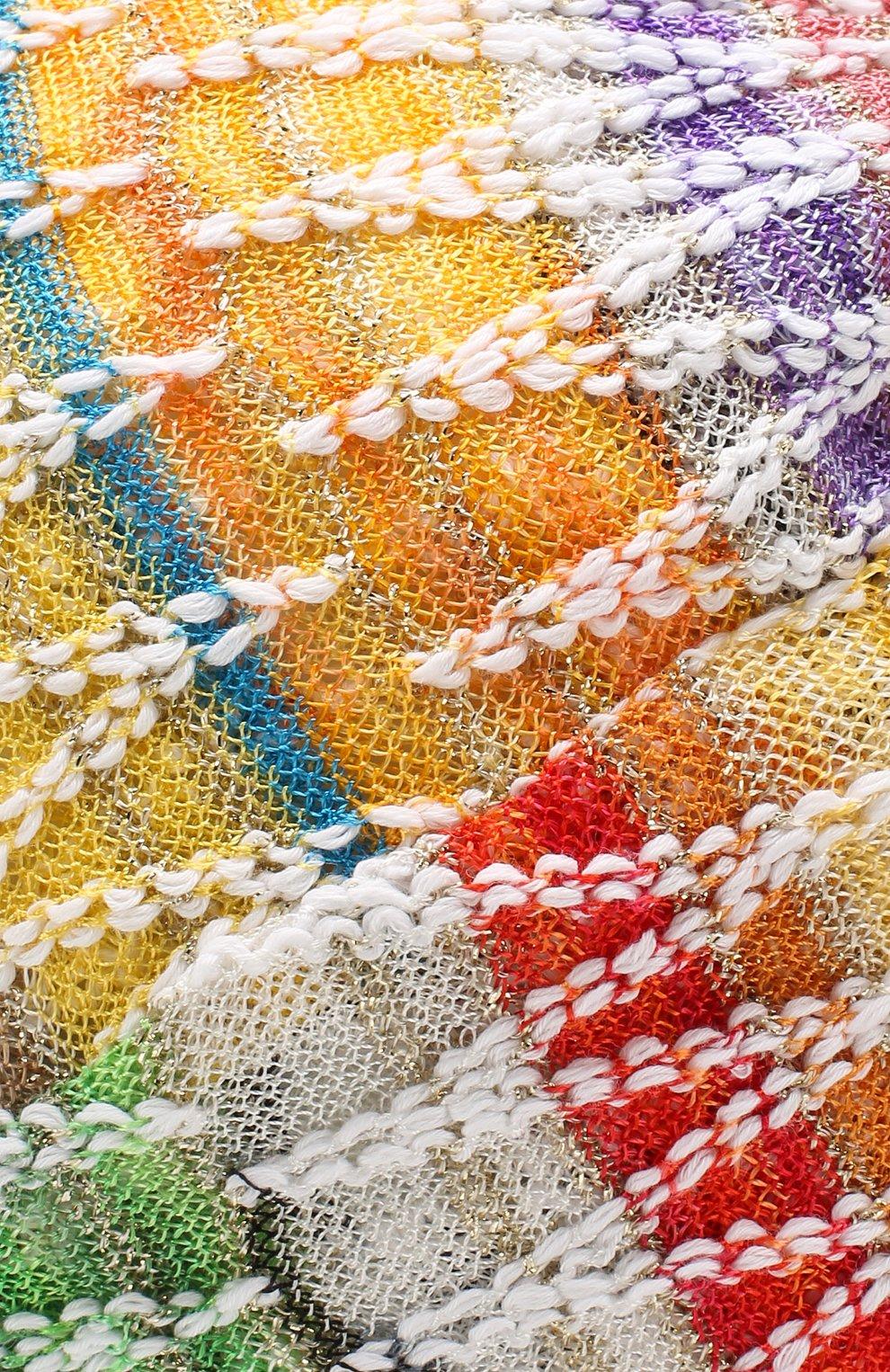 Женская вязаный тюрбан MISSONI разноцветного цвета, арт. MMS00005/BR001Q | Фото 3