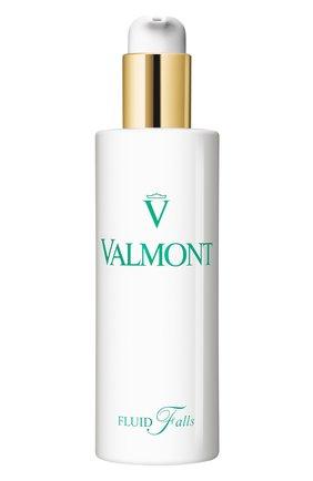 Очищающая эмульсия fluid falls VALMONT бесцветного цвета, арт. 705040 | Фото 1