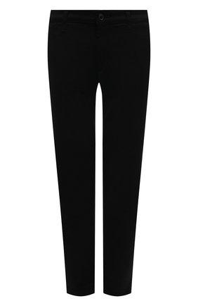 Женские брюки прямого кроя AG черного цвета, арт. SBW1613/SBA | Фото 1