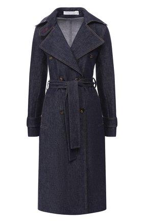 Джинсовое пальто | Фото №1