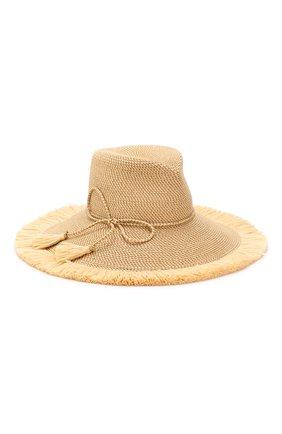 Шляпа с бахромой | Фото №1
