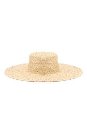 Льняная шляпа | Фото №1