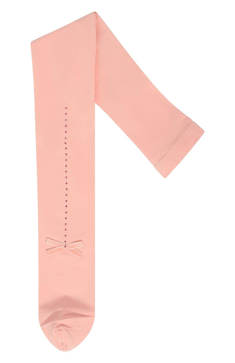 Детские колготки party collection 30 den YULA розового цвета, арт. YU-21   Фото 1