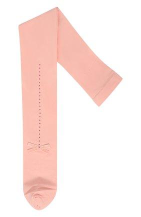 Детские колготки party collection 30 den YULA розового цвета, арт. YU-21   Фото 1 (Материал: Текстиль, Синтетический материал; Статус проверки: Проверено, Проверена категория)