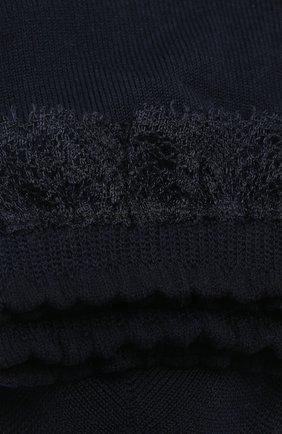 Детские хлопковые носки FALKE темно-синего цвета, арт. 12141 | Фото 2