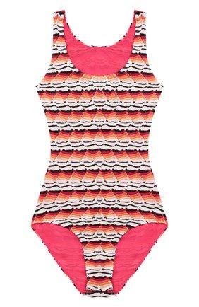 Слитный купальник Missoni розового цвета   Фото №1