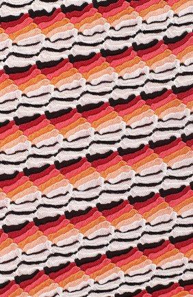 Слитный купальник Missoni розового цвета   Фото №3