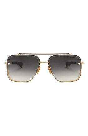 Мужские солнцезащитные очки DITA темно-серого цвета, арт. MACH-SIX/01 | Фото 2