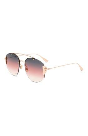 Солнцезащитные очки Dior красные | Фото №1