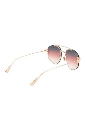 Солнцезащитные очки Dior красные | Фото №4